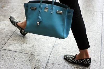 Men can love there Birkins as much as women. Agreed!