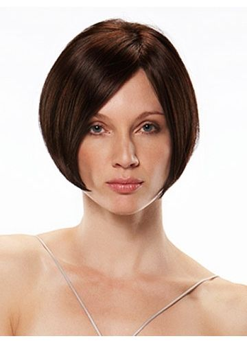 short human hair styles 152 best images about bob wigs for white on 8811 | d86f92bbc1d1566c19c070fb8578c446 long side bangs long sides