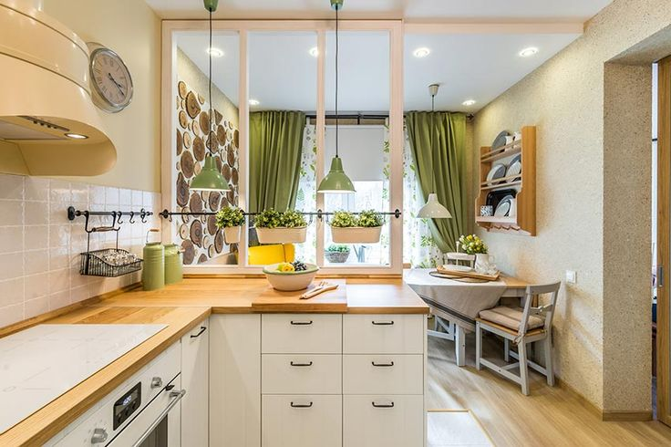 Konyhafelújítás lakótelepi lakásban - 14m2-es helyiségből hangulatos konyha étkezővel, olvasósarokkal, kis vidéki és retro hangulattal