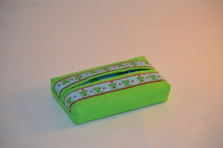 Taschentuch - Tasche, Tatütata  von Nicole's Nähkram auf DaWanda.com