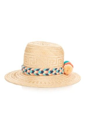 Sirena straw hat | Yosuzi | MATCHESFASHION.COM