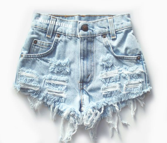 25 best Distressed shorts images on Pinterest