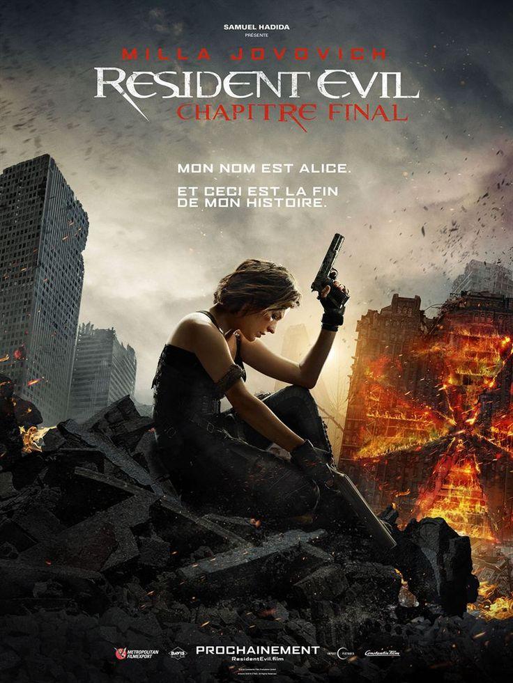 Resident Evil : Chapitre Final en streaming complet. Regarder gratuitement…