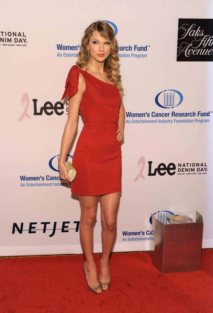 Look de Taylor Swift en 2010
