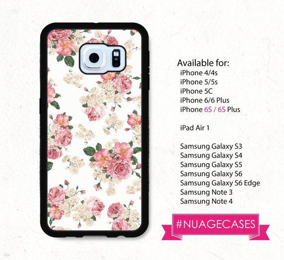 samsung s6 cases floral