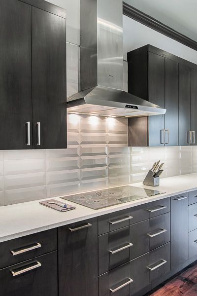 Kitchen Design Trends 2016 Backsplash Tile Inspiration Beveled Tile Kitchen Remodel In 2019