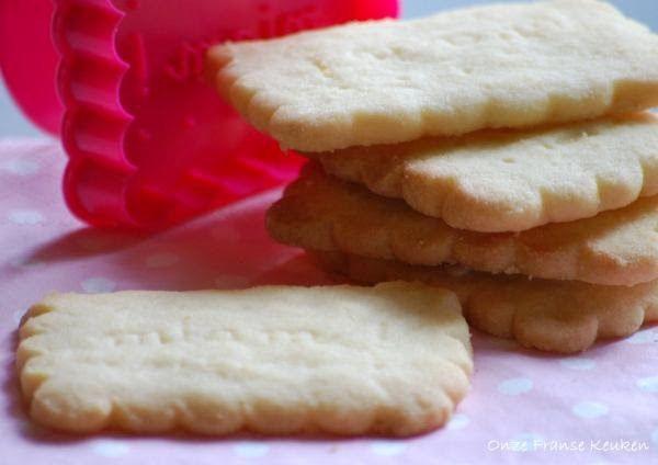 Perfect koekjesdeeg voor uitsteken vormpjes