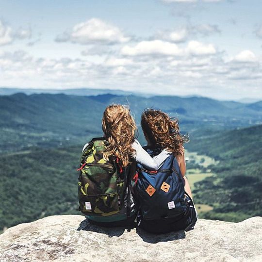 Adventure Together, because what are friends for?