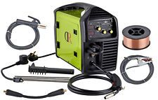 150 Amp MIG MMA ARC Welder 120/230V Dual Voltage IGBT Welding Soldering Machine
