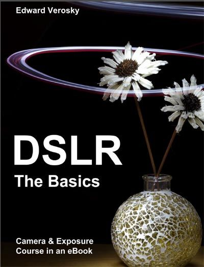 DSLR eBook for Absolute Beginners - $9.95