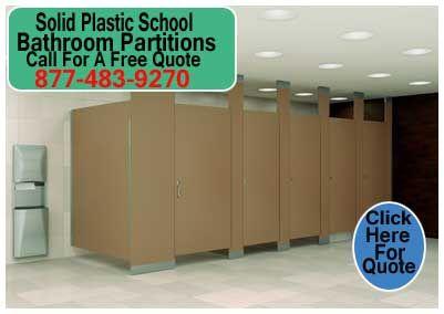 School Bathroom Stall Door 253 best commercial restroom partitions images on pinterest