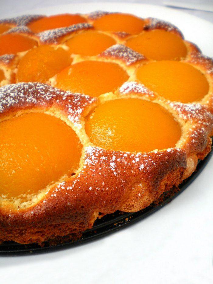 La recette: tarte légère aux abricots sans pâte. © DR