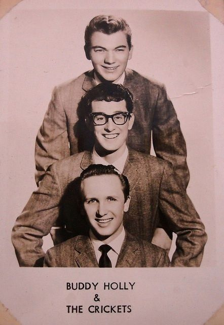 Buddy Holly And The Crickets - one of dads favourites