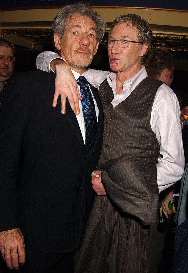 Paul OGrady and Ian McKellen | Grady, Boyfriend, Ian mckellen