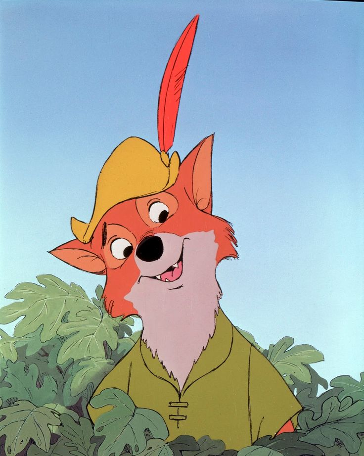 Brian Bedford, the voice for Disney's Robin Hood  - Deja View: Thursday, January 14, 2016