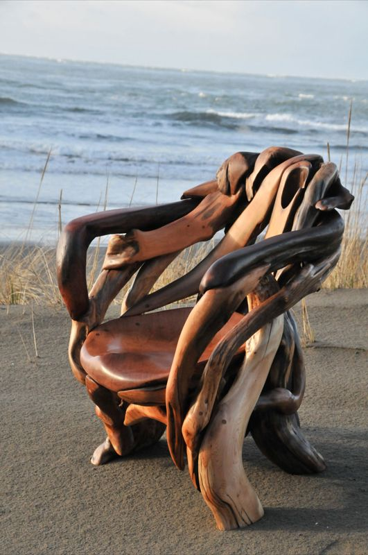 Knock on Wood || Gallery. Beautiful driftwood artistry