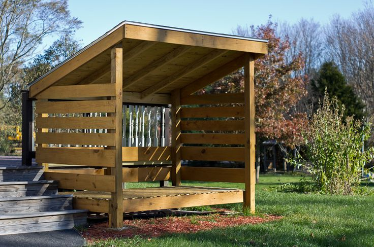 Firewood Storage Sheds to Store Wood for Winter 6x10 $1600