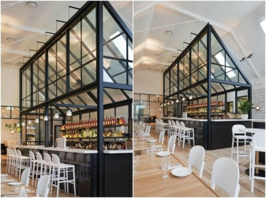 1000 Images About Sustainable Restaurant Architecture On