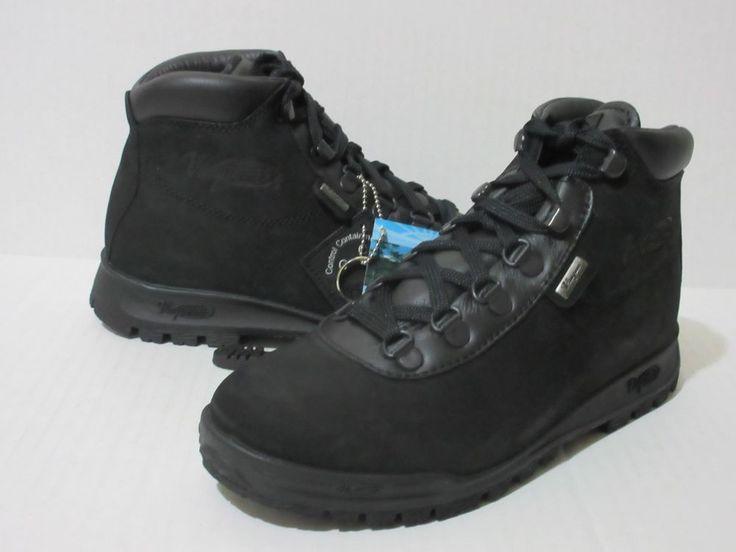 Vasque Sundowner GorTex Hiking Youth Boots 7095 Blk/ Blk #Vasque #Boots
