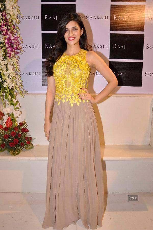New Bollywood Replica Kriti Sanon Multi Suit  Only in 1175