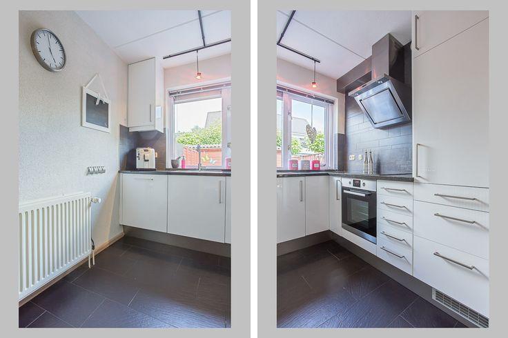 Moderne keuken, voorzien van luxe inbouw-apparatuur.  Meer info: http://www.funda.nl/koop/enschede/huis-48193797-ans-van-den-berglaan-4/  Bezichtiging plannen: http://www.funda.nl/koop/enschede/huis-48193797-ans-van-den-berglaan-4/bezichtiging/