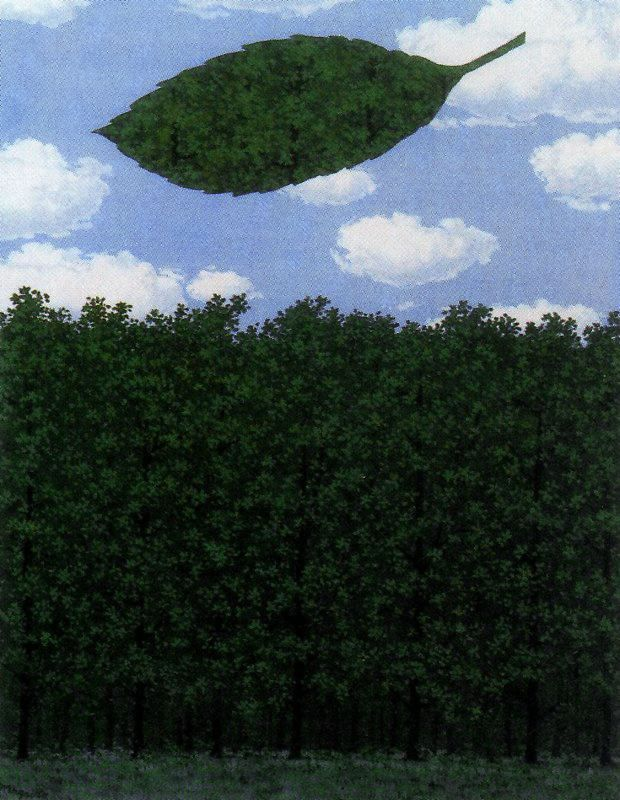 Chorus of the sphinx, 1964 Rene Magritte