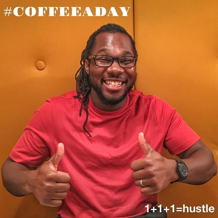 Today for My #CoffeeADay Initiative Derrin Slack and I talked about how he hustles for empathy.  My CoffeeADay Initiative: 1 cup of coffee with 1 person everyday. Derrin is the Founder and Executive Director of Pro(Act) Community Partnerships.  In the famous scene from the movie Jerry Maguire Dorothy said: You had me at hello. When Derrin started to tell me about his mission to train both kids and corporations to have empathy I was hooked.  He had the idea for the Pro(Act) program in college…