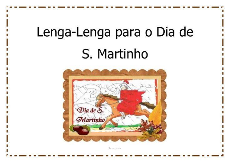 Lenga-Lenga para o Dia de       S. Martinho           bmadeira