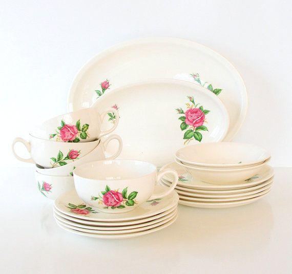 1950s Dishes: 92 Best D WV Paden City Pottery,Paden City, W V