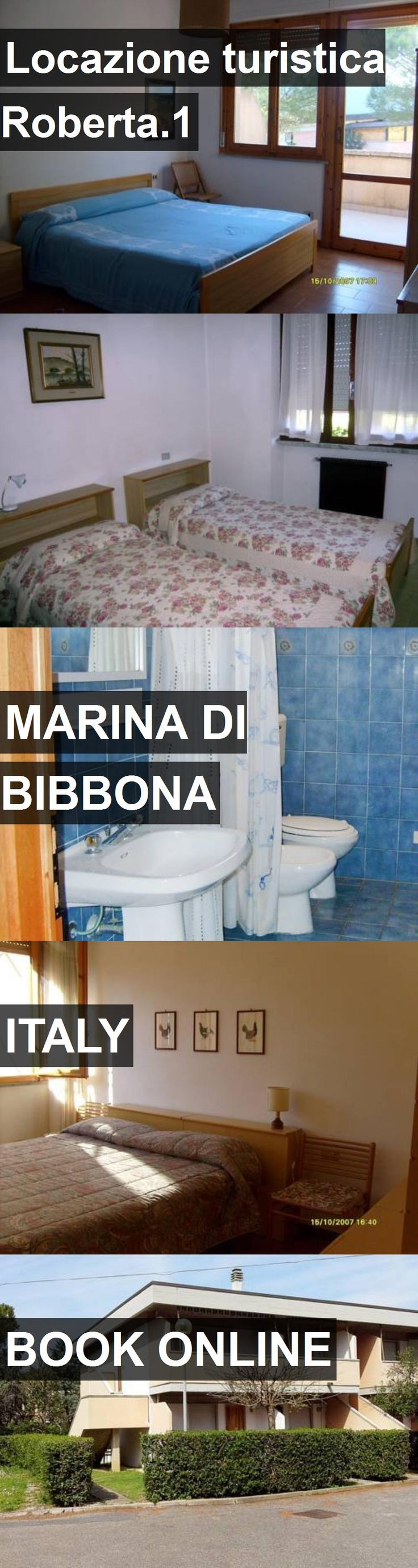 Hotel Locazione turistica Roberta.1 in Marina di Bibbona, Italy. For more information, photos, reviews and best prices please follow the link. #Italy #MarinadiBibbona #travel #vacation #hotel