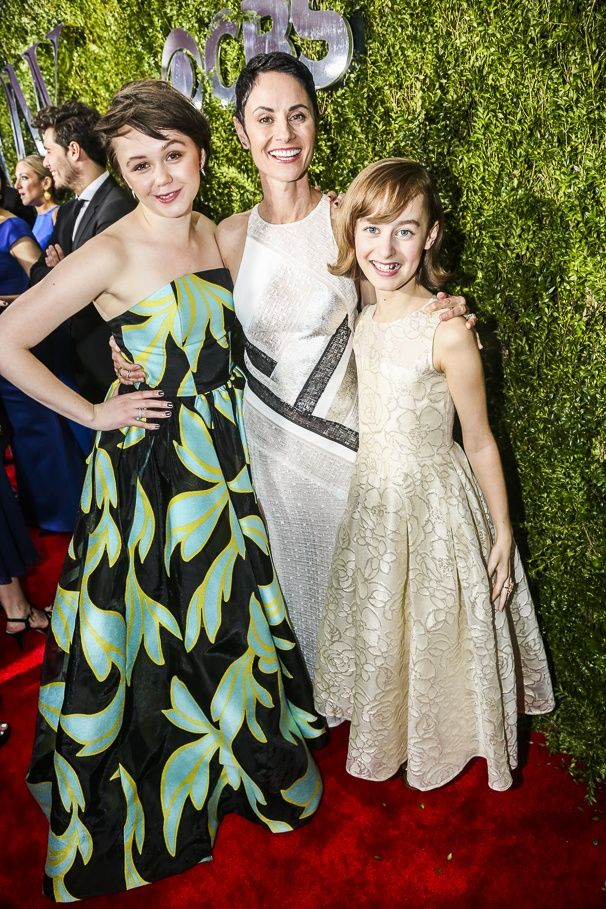 FUN HOME's Emily Skeggs, Beth Malone and Sydney Lucas
