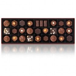 The Sleekster Nutty Selection   #Chocolate #Delivery #UK