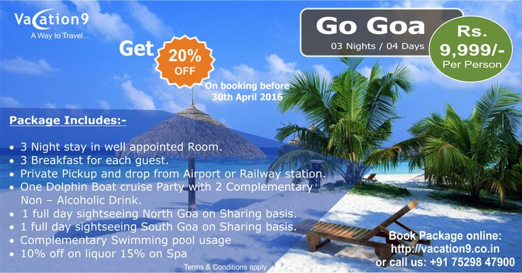 For Booking Visit: http://vacation9.co.in