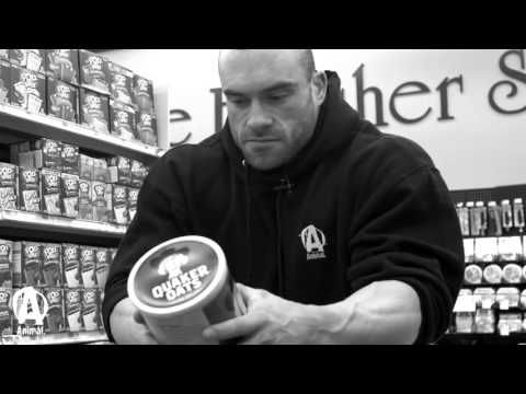 """""""No Limit"""" With IFBB Pro Bodybuilder Roman Fritz: Food Shopping Without ..."""