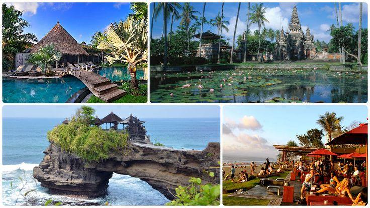 Ciudad de Seminyak    Situado en la costa suroeste de Bali, Seminyak es una pequeña ciudad que ha sido comprendida por la ciudad de crecimiento expansivo de Kuta. A pesar de su proximidad a Kuta, Seminyak es uno de los destinos vacacionales más exclusivos de la isla.