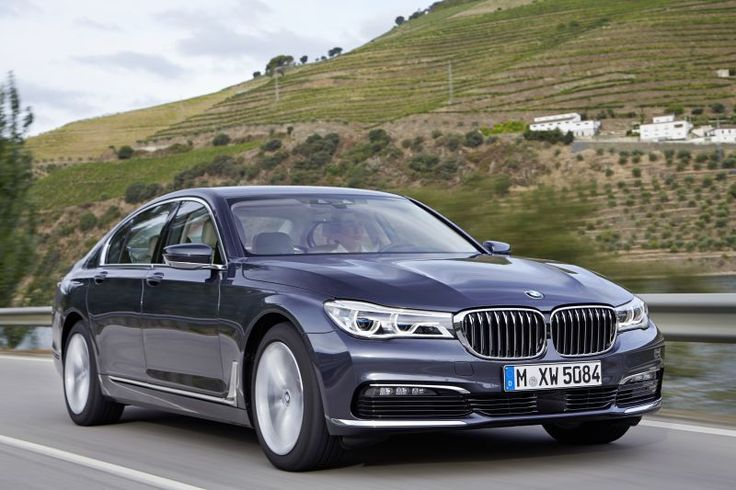 BMW 7er (G11) 740i (326 Hp) Steptronic #cars #car #bmw #7er #fuelconsumption