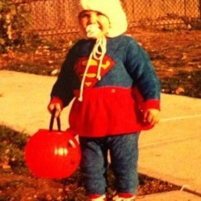 Don't forget to read my latest #blogpost {link in bio} to see what deeper significance this #throwback picture of me has than just being a past Halloween costume 🎃  .  .  #upontheblog #ontheblog #ontheblognow #upontheblognow #tbt #throwbackthursday #babyhalloween #babyhalloweencostume #superbaby #supergirl #superwoman #superwomen #infertility #infertilitysucks #fertility #ttc #ttcsisters #ttcsister #stylecollective #realoutfitgram #nycfashionblog #nycfashionblogger #longislandblogger