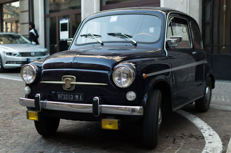 Fiat 600 by fenicul