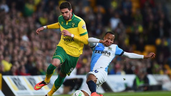Norwich Forward Kyle Lafferty Charged by FA Over Betting Misconduct