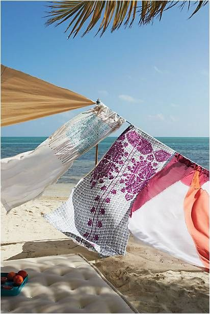 Rosamaria G Frangini | A Beach Life | One Pin | Beach breeze