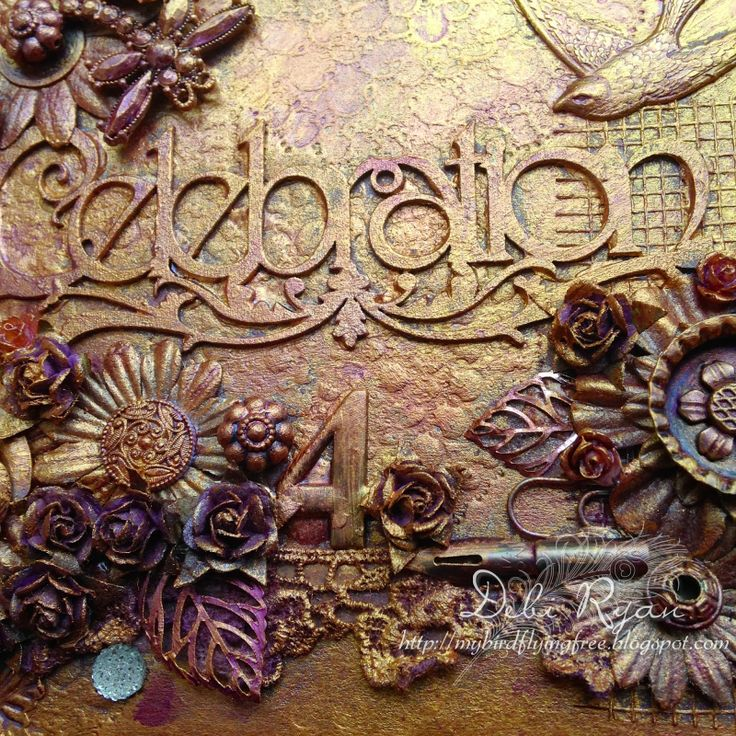 Scrapbook Cover No 2