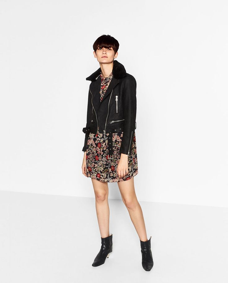 25 best ideas about manteau femme zara sur pinterest veste zara veste en cuir zara et zara. Black Bedroom Furniture Sets. Home Design Ideas