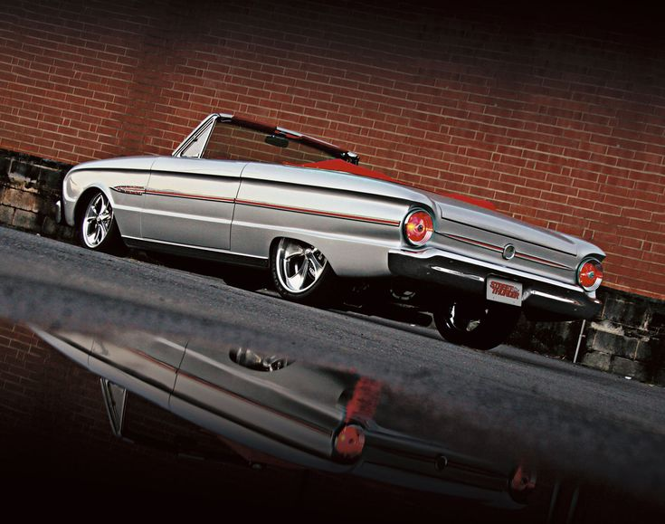 Ford Falcon | 1963 Falcon Convertible