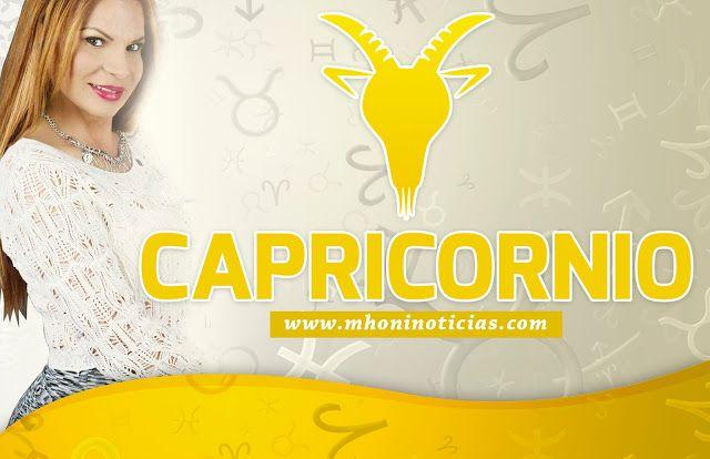 Horóscopo Semanal - CAPRICORNIO - Por Mhoni Vidente (3ra Semana- Noviembre)