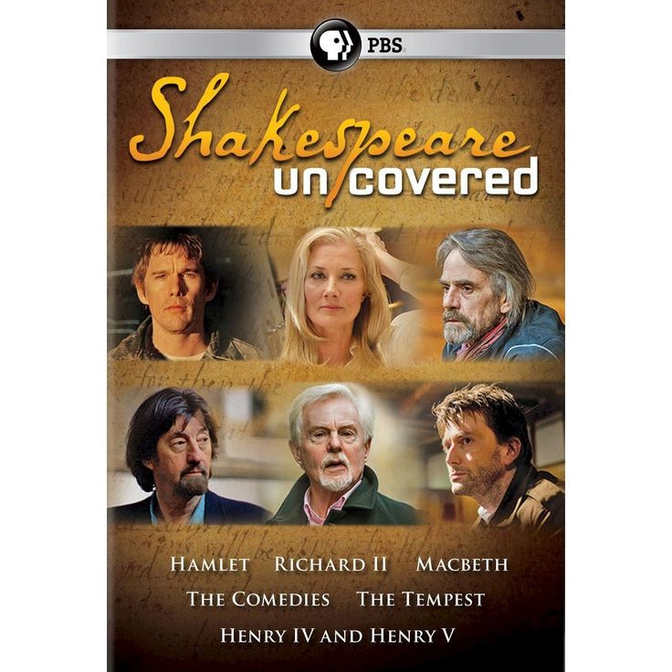 Shakespeare Uncovered [2 Discs]