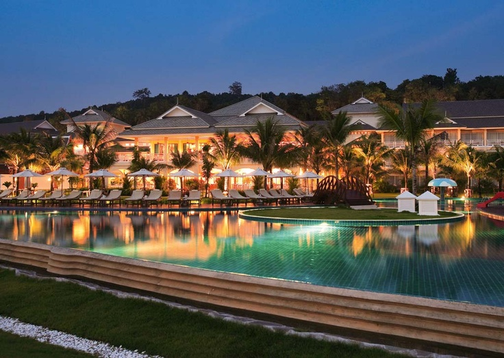 KRABI: Hotel Sofitel Krabi Phokeethra Golf and Spa Resort (Thailand)