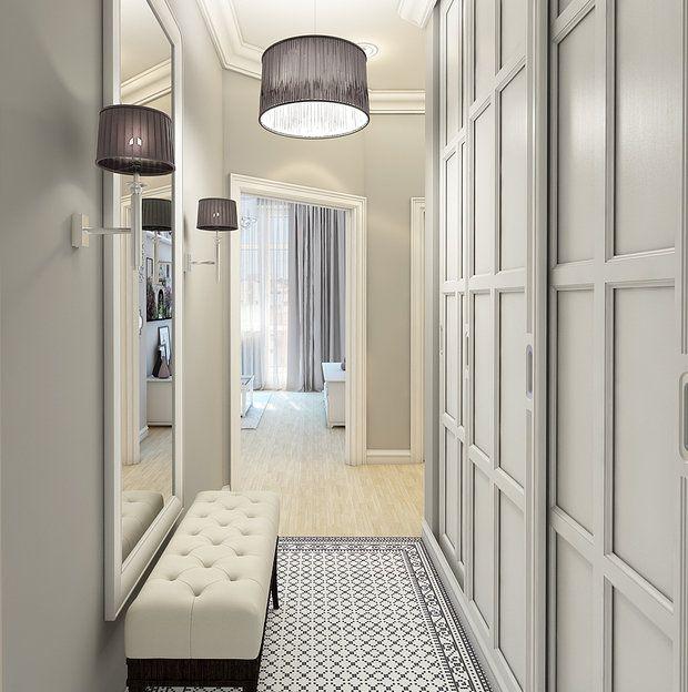Что нужно, чтобы чувствовать себя дома комфортно? Визуально расширить пространство, выбрать практичную отделку и не забыть про удобную мебель – в этом проекте все на местах