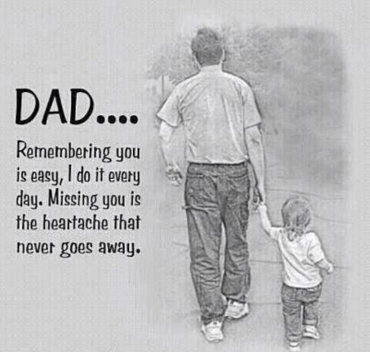 I am missing you this Father's Day weekend, Dad..  I hope you are having a nice round in heaven..Love you...