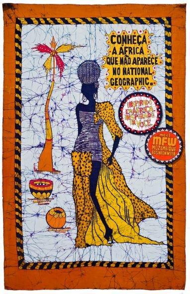 Mozambique Fashion Week – advertise in Batik | Africa Fashion Guide