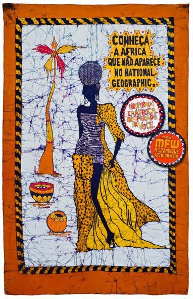 Mozambique Fashion Week – advertise in Batik | Africa Fashion Guide